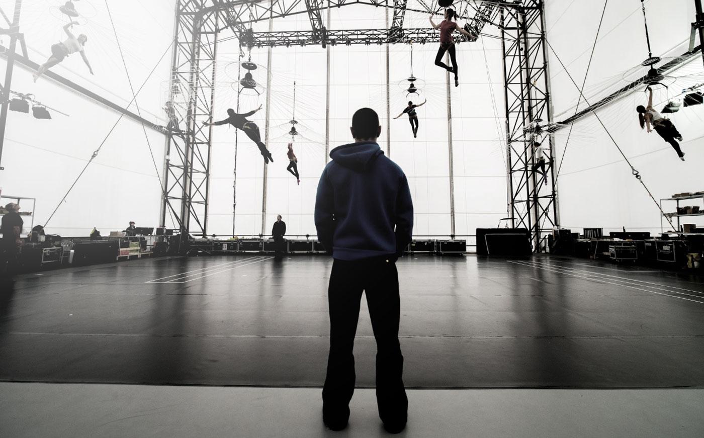 Alex Poulter | Choreographer | Main image